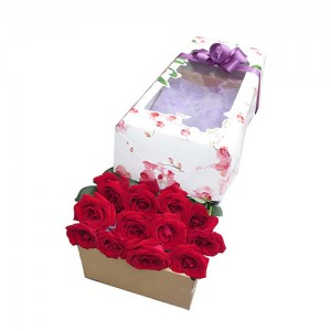 rose in box for website