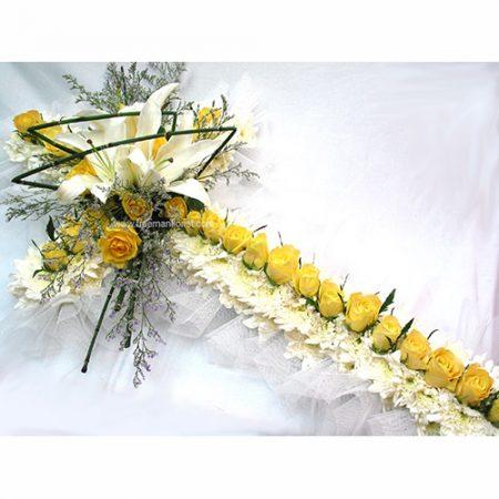 Final Farewell Casket Cross (WCO02)