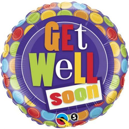 Get Well Soon 2 Balloon