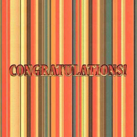 Congratulations Card 01