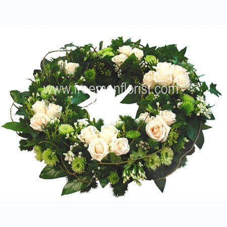 Eternity Casket Wreath (WCS01)