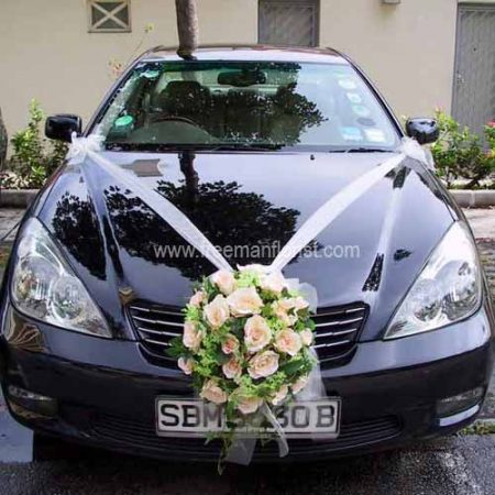 Bridal Car Freemanflorist Online Florist Flower